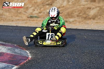 Go Quad Racer # 18