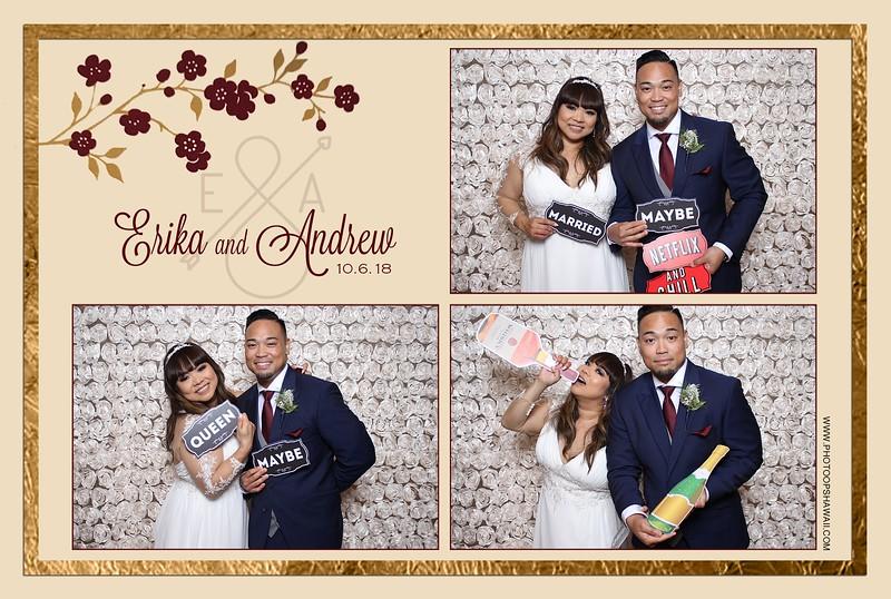 Erika & Andrew