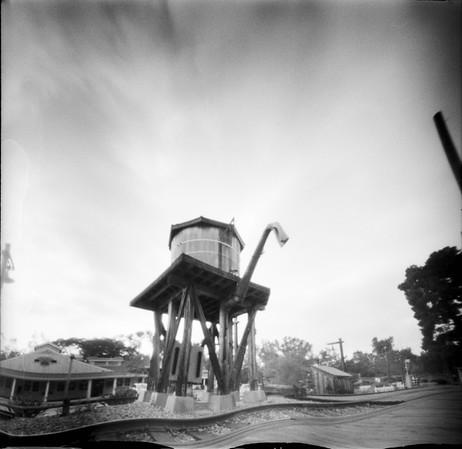 Old Poway Park ~ Pinhole