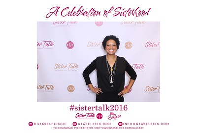 Sistertalk Event - 2016