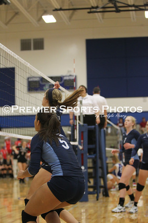 Port Neches Varsity Volleyball vs Brazoswood 9/6/2012