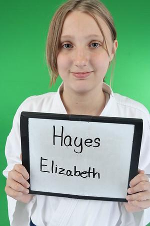 Elizabeth Hayes