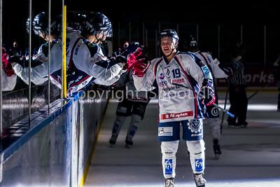 2015-02-10 Frederikshavn White Hawks - Sønderjyske Ishockey