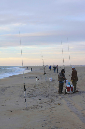 Chincoteague Surf Fishing