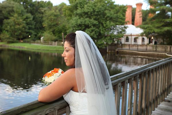 Carmen and William Wedding
