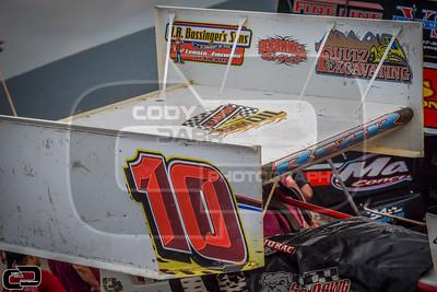 Port Royal Speedway 8/3/19 | Living Legend Dream Race