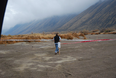 2007, November 18th:  Sand Flea Race