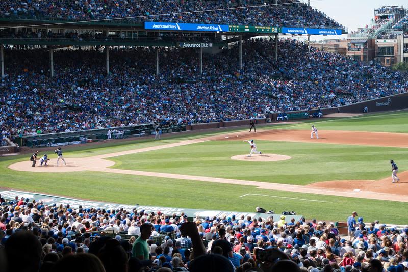 Cubs vs Braves