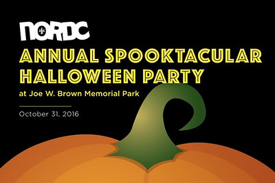 NORDC Halloween Party 10/31/16