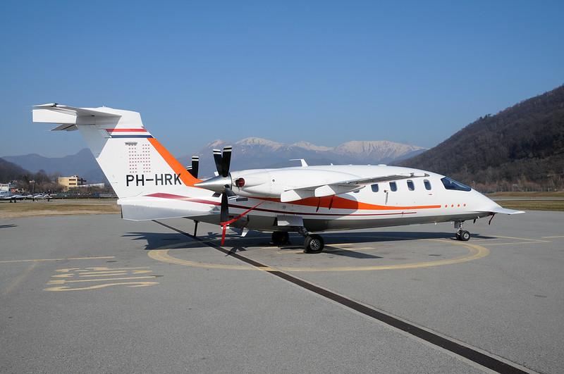 PH-HRK - P180 - 16.02.2018
