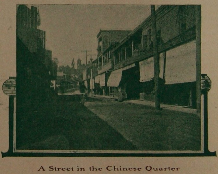 A Street in the Chinese Quarter