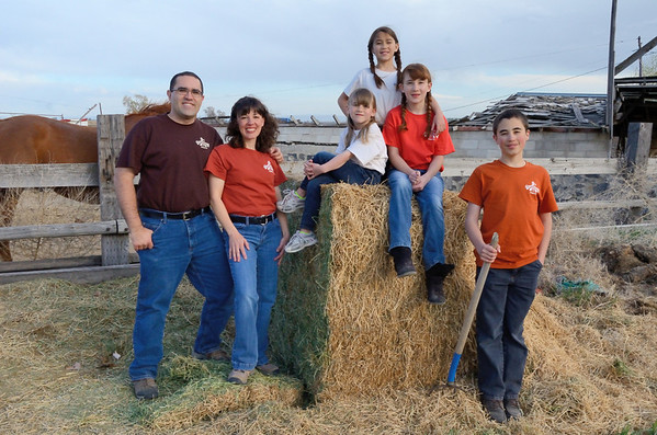 Bates Family Pictures