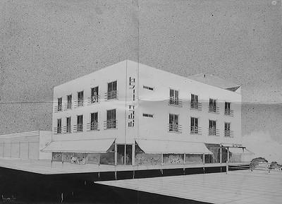 Hotel Tarshish - 1933