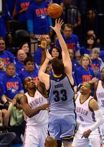 Thunder vs Memphis (Game 7)