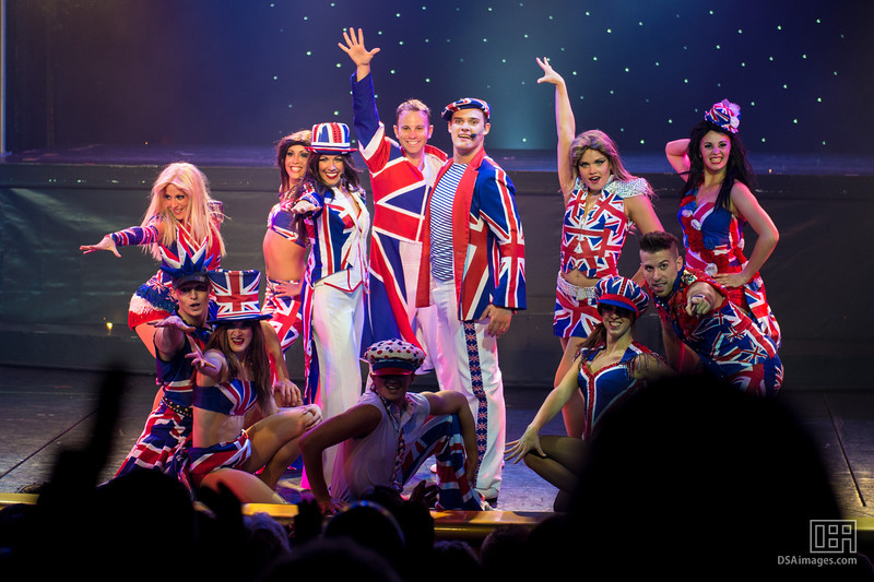 """British Invasion"" show"