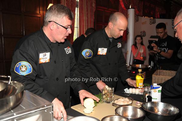 Kevin Levrecht, Jeff Dobe  photo by Rob Rich/SocietyAllure.com © 2014 robwayne1@aol.com 516-676-3939