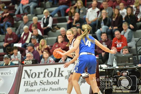 BKG Norfolk vs Omaha Marian