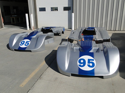 SCCA Racecar