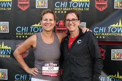 Chi Town Half Marathon & 10K #1