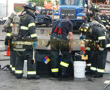 08/17/10 - Maspeth Haz Mat Incident