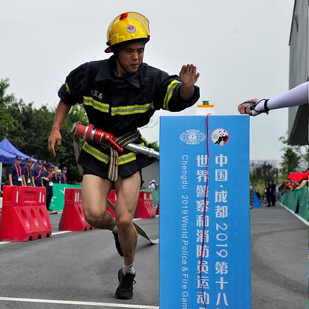Firefighter Steeplechase