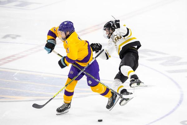 Ice Hockey: CBC vs Lafayette Leg One