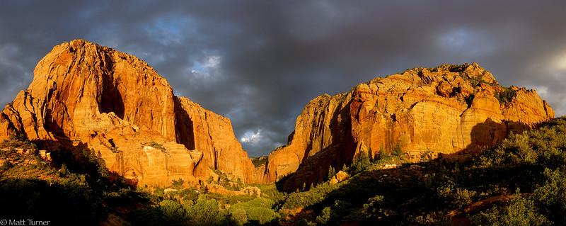 Kolob Canyons