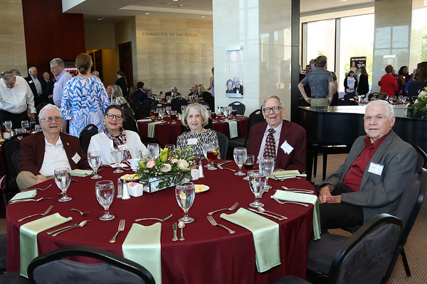 Endowed Century Club Lunch - April 2019