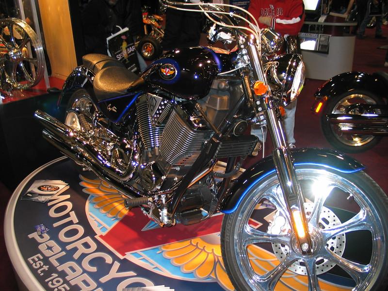 2005 Victory Cory Ness Vegas
