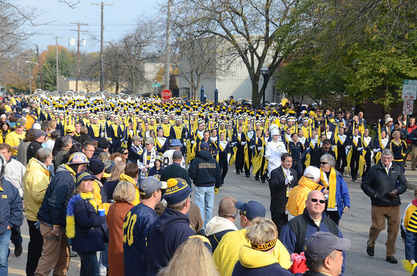 Michigan Band 2011