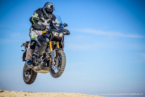 2015 Finke Adventure Ride - Ride ADV