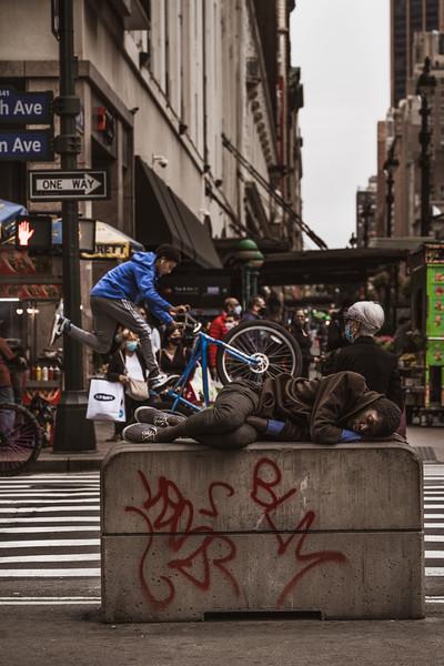 New York Street 3