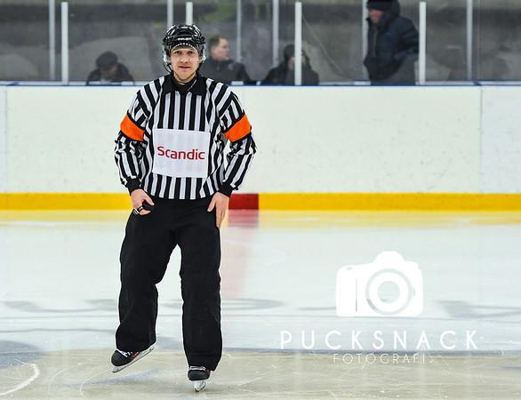 Göteborgs Ishockey Cup 2019-01-02: Lerums BK - Vålerenga Ishockey