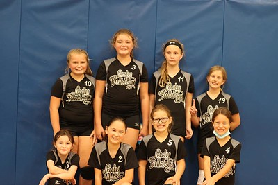 Howe 5th and 6th grade volleyball, 10/24/2020