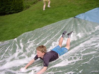 Rikki water slide