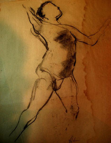 Quick Sketch in Fiore Custode's class