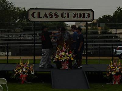 2003 Graduation