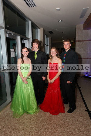 Bentonville High School Prom - 04/24/2010