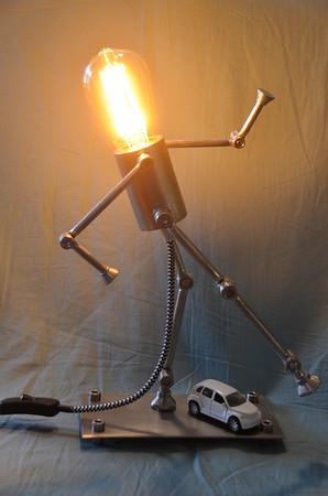lampa robot