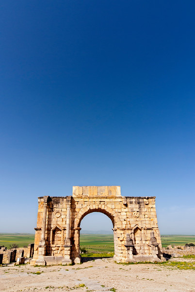 Arch of Triumph, Volubilis