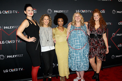 """NEW YORK, NY - OCTOBER 07:   """"Star Trek: Discovery"""" screening during the PaleyFest NY 2017 at The Paley Center for Media."""