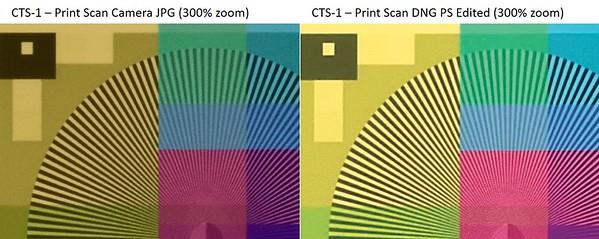 Images from folder B - DSLR Scans of Prints