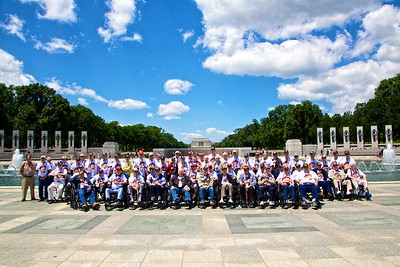 MidMichigan Honor Flight, June 8, 2016