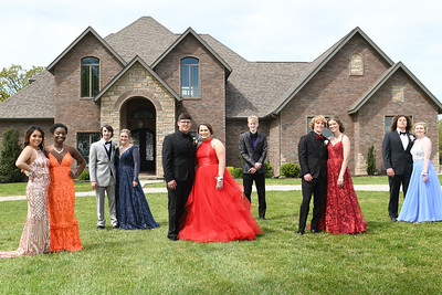Prom - LHS 2021 - Beckers