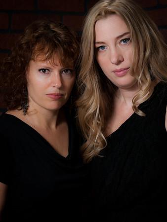 Nikki & Cori Aug 2011