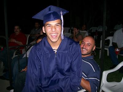 Melad Nayef Haddad's High School Graduation  Class of 2008