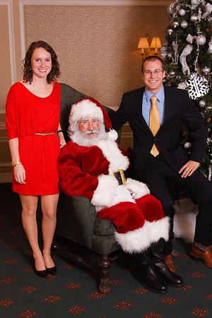 Holiday Party - Santa Photos