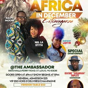 Africa In December Extravaganza