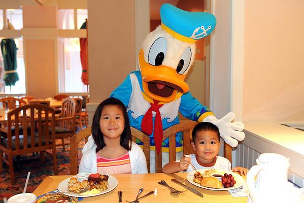 Disneyworld 2010: Day 2