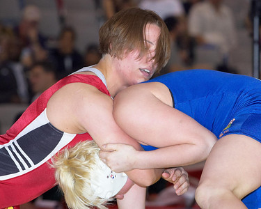 Women's Freestyle Championships 72 Kg: Ali Bernard (Gator Wrestling Club) def  Katie Downing (Sunkist Kids) by Dec 0-1,2-2,1-0